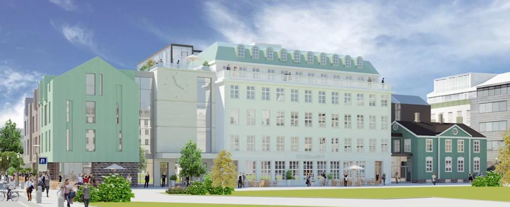 The Iceland Parliament Hotel